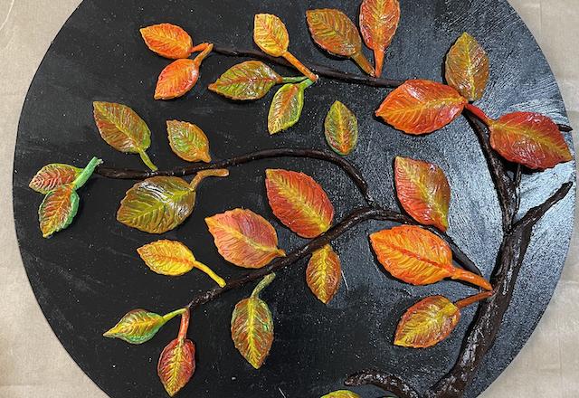 Clay decorative arts